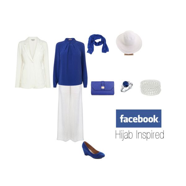 """""""Facebook Hijab Inspired"""" by fabsmusician on Polyvore"""