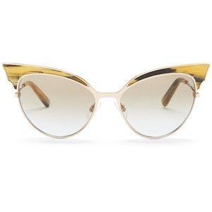 DSquared2 Women's Lollo Cat Eye Sunglasses