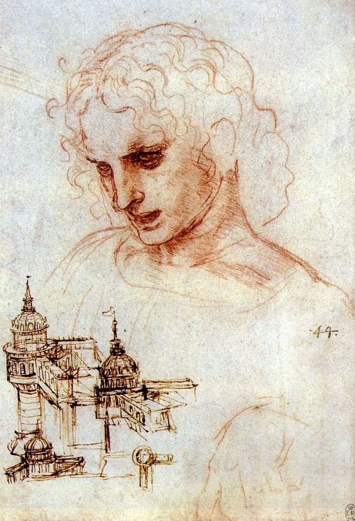 Leonardo Da Vinci: Drawings Of Horses From The Royal