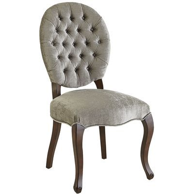 Descended From The Blue Blooded Louis Xvi Chair Hattie