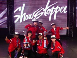 Rokalot Boys Dance Krew