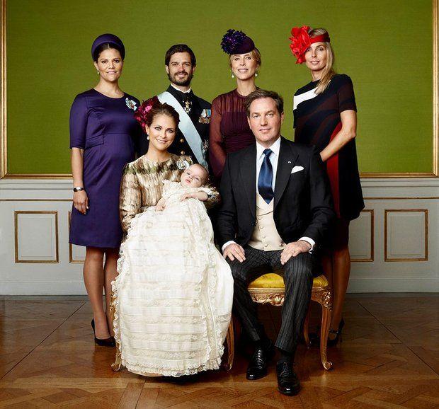 Prinz Nicolas von Schweden: Für dieses Foto kommen die Geschwister von Madeleine und Chris zusammen.
