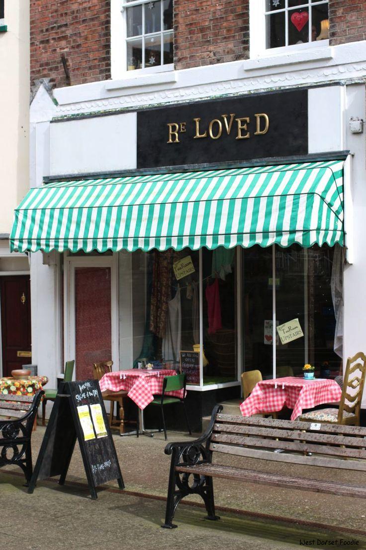 Re-Loved Vintage cafe - Dorchester, Dorset