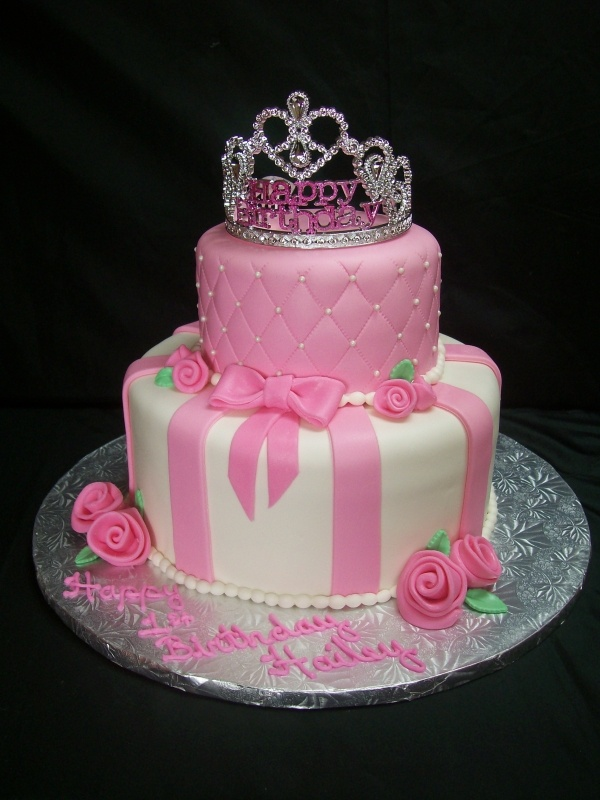 If ever I get to make a little girls cake