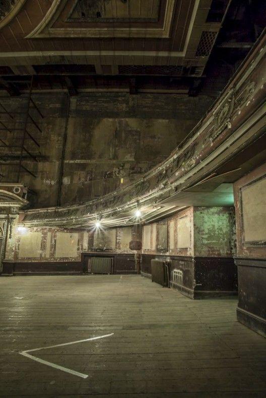 Ally Pally Theatre © Rob Greig