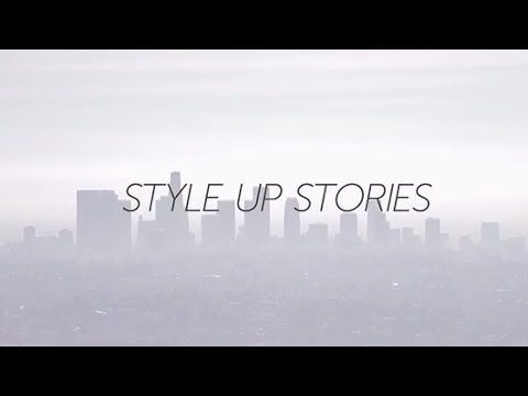 Check out the trailer. #StyleUpStories