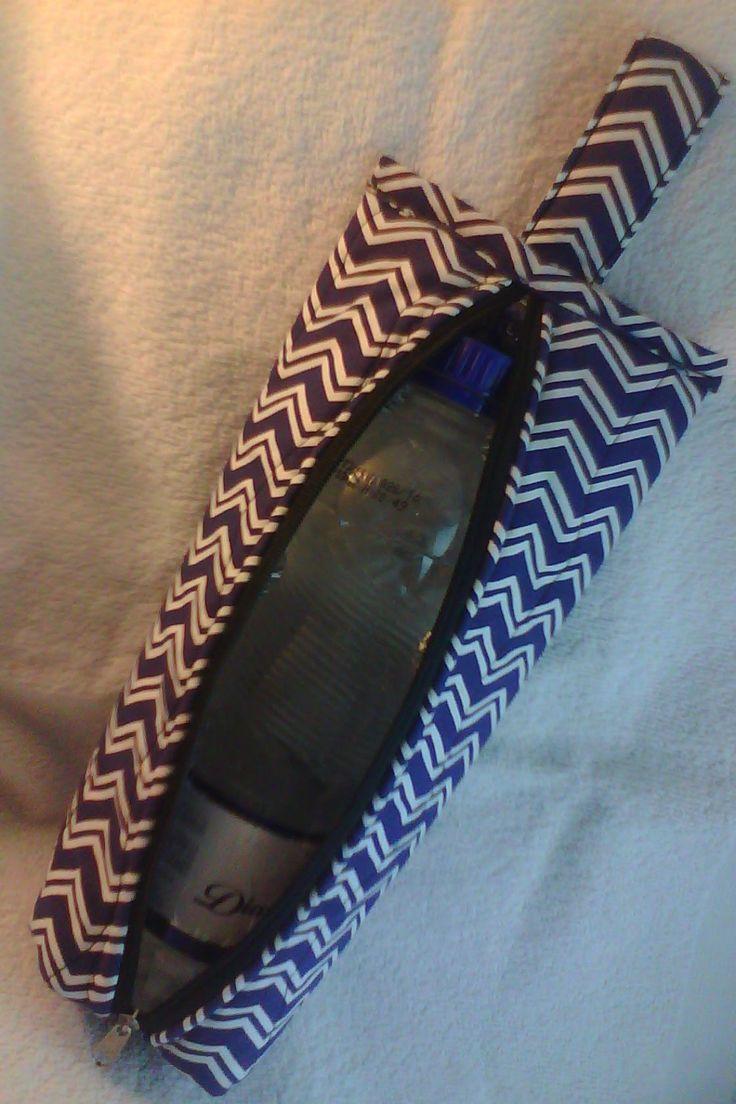 Porta garrafa térmico