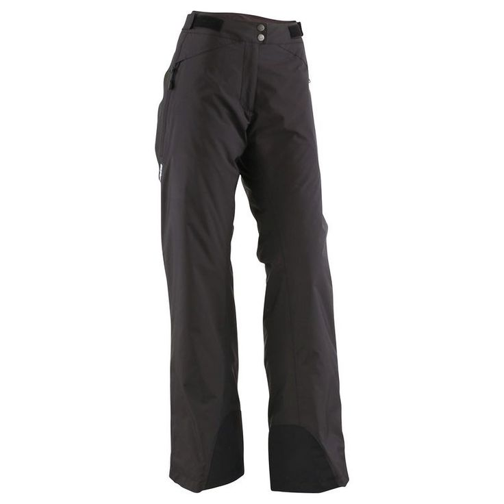 Pantalons ski alpin - PANTALON SKI FEMME EVOSLIDE