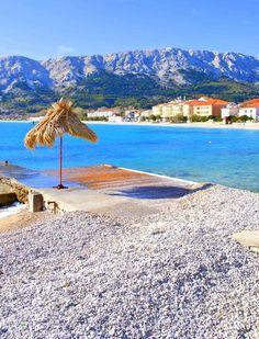 Camping Krk in Kroatien. Traumhaft schön, oder?