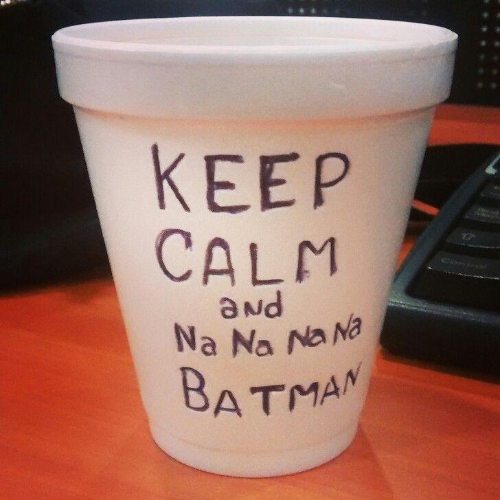 #KeepCalm #And #Batman {ocio en clase}