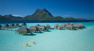 1000 Ideas About Bora Bora Vacation Packages On Pinterest