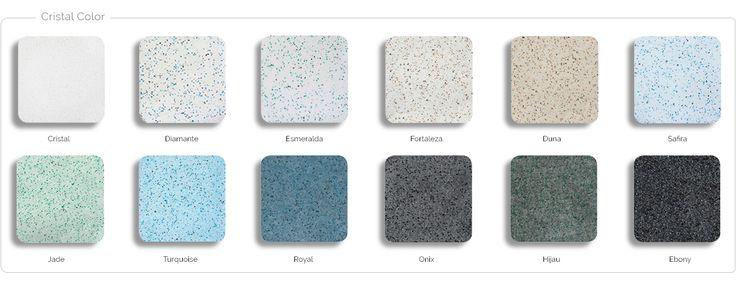 Pedras Inteligentes – Cristal Pool