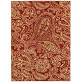 Found it at Wayfair - Shaw Rugs Mirabella Verona Red Rug