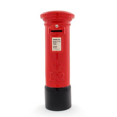15cm ceramic post box #money british london #coins #piggy bank safe cash gift new,  View more on the LINK: 	http://www.zeppy.io/product/gb/2/201178263672/