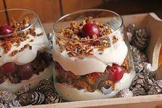 Weihnachtliches Lebkuchen - Schicht - Dessert, ein tolles Rezept aus der Kategorie Weihnachten. Bewertungen: 31. Durchschnitt: Ø 4,3.
