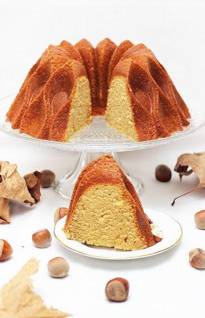 Jarita's Cookies: Bundt Cake de Avellanas