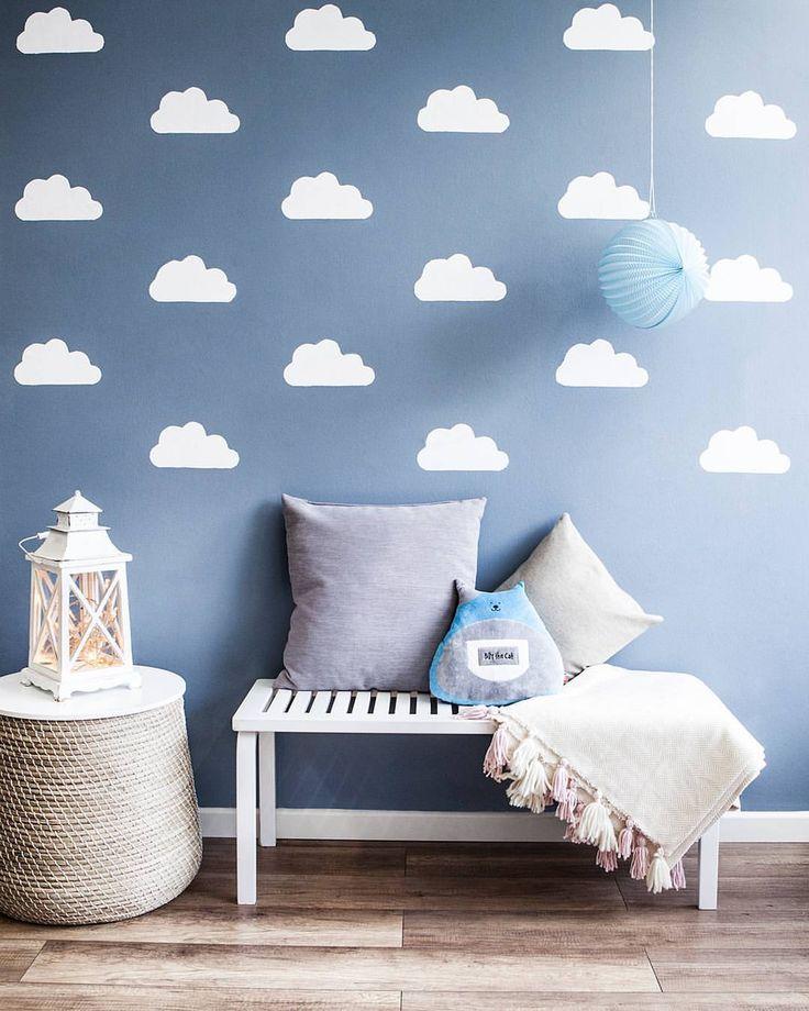 die 25 besten wandschablonen kinderzimmer ideen auf pinterest diy schablonen w nde. Black Bedroom Furniture Sets. Home Design Ideas