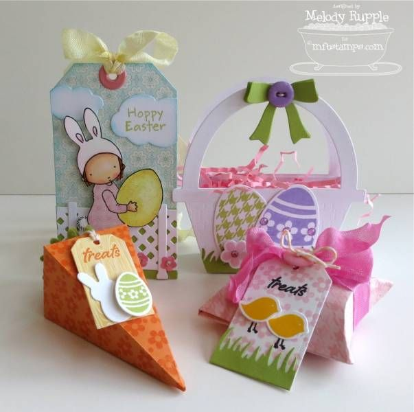 256 best treat boxesbags easter images on pinterest cookie easter treats tags ideaspaper boxespaper gift negle Gallery
