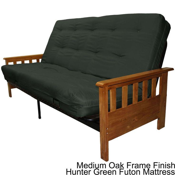 epicfurnishings providence queen mission style frame twill premier mattress futon set  black frame a frame futon   roselawnlutheran  rh   roselawnlutheran org
