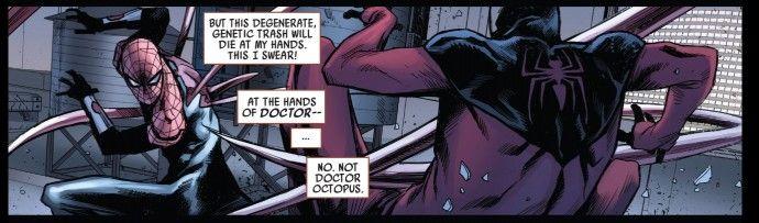 Kaine and Superior Spider-Man in Superior Spider-Man Team-Up #2