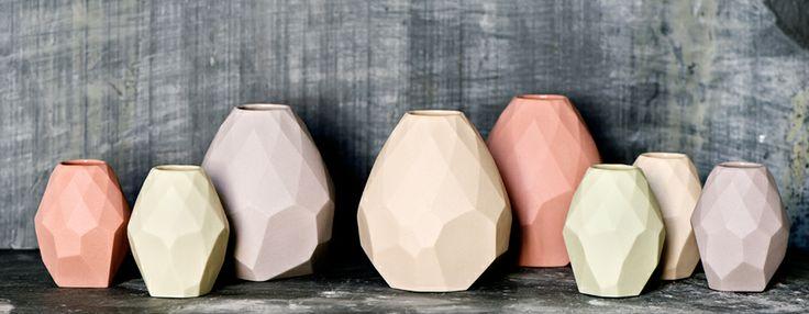 Handmade ceramic by Nina Meldgaard Studio. www.ninameldgaard.dk