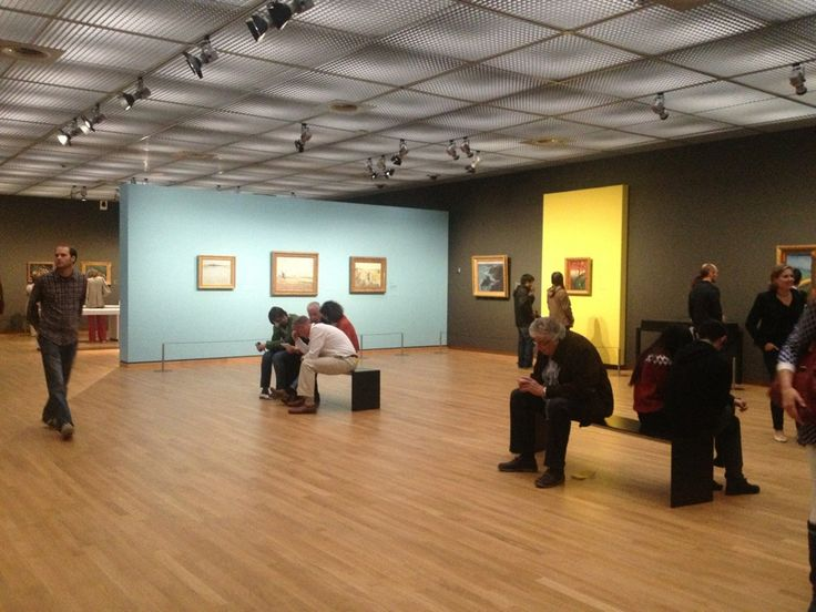 Van Gogh Museum in Amsterdam, Noord-Holland - A must-do for any art or #VanGogh fan.
