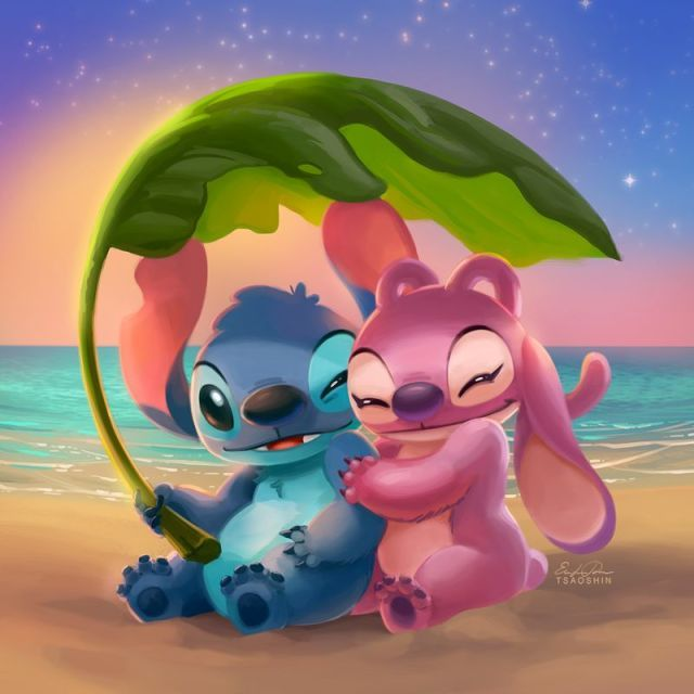 Confused Kc Here S A Piece Of Lilo Stitch Fan Art That In 2020 Angel Lilo And Stitch Stitch And Angel Cute Disney Drawings