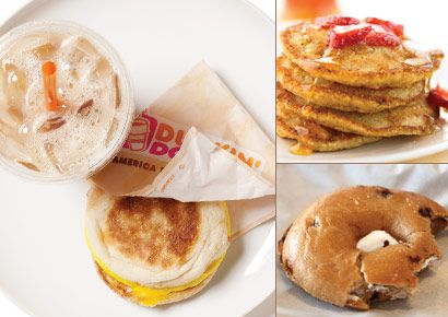 10 morning meals that will keep you full 'til lunch / 400-Calorie Breakfasts