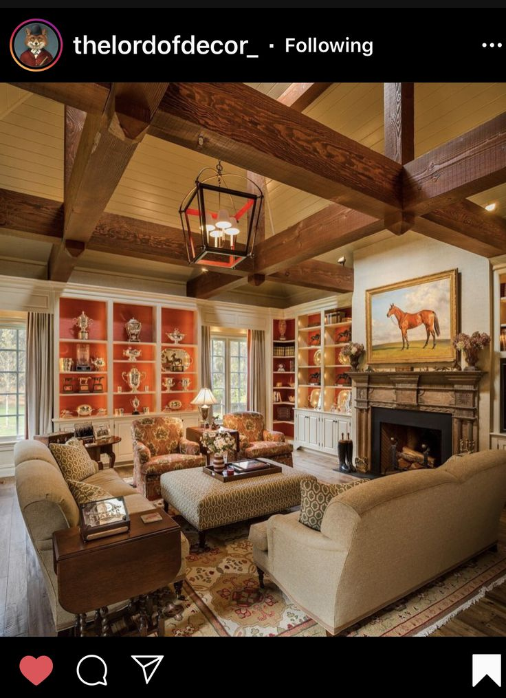 Trophy Room Design Ideas: Pin By Tammy Hall On House Vibe In 2020