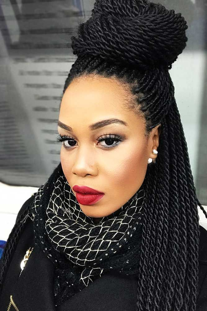 24 Fabulous Concepts To Rock Micro Braids And Look Totally different