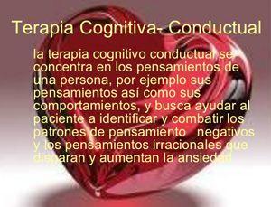 terapia cognitiva conductual ansiedad #terapia_cognitiva_conductual_para_la_depresión #Cognitive_Behavioral_Therapy_for_Depression