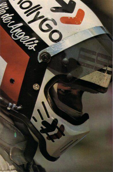 Elio De Angelis, 1981