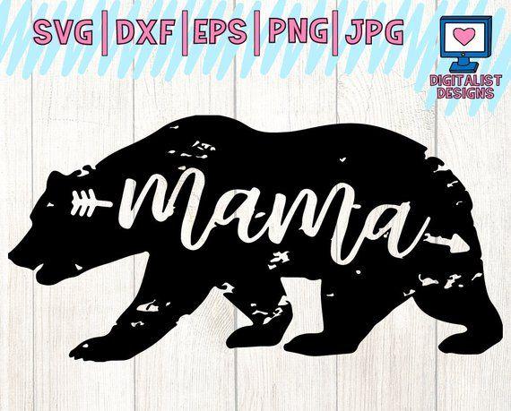 Mama Bear Svg Mama Bear Shirt Grizzly Bear Arrow Svg Etsy Mama Bear Shirt Mama Bear Bear Shirt