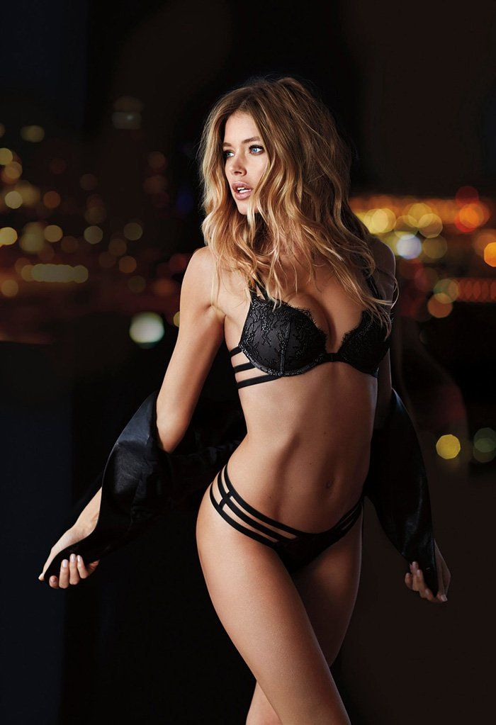0186b02abb30f 102-Doutzen Kroes, Netherlands, Tall, Blonde and oh so sexy supermodel,  Former VS ANGEL
