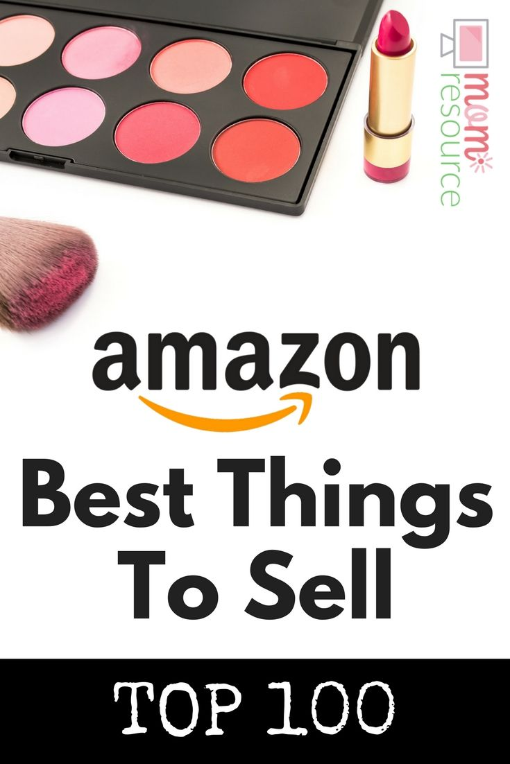 Best things to sell on Amazon: looking for the best things to sell on Amazon? Here are 100 products by category. I made extra money as an Amazon seller from home. These insights will help you decide what are the best things to sell on Amazon for you. https://www.momresource.com/best-things-to-sell-on-amazon