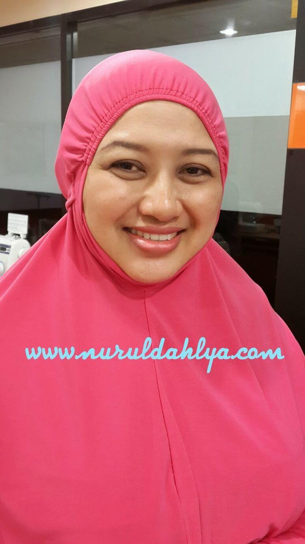 GLAMflexi* Program with Green Leaders Academy Malaysia| HanisHaizi | Nurfaziha | Nurul Dahlya: Tutorial Jahit Telekung Dewasa PERCUMA- Kaedah Jahit Telekung