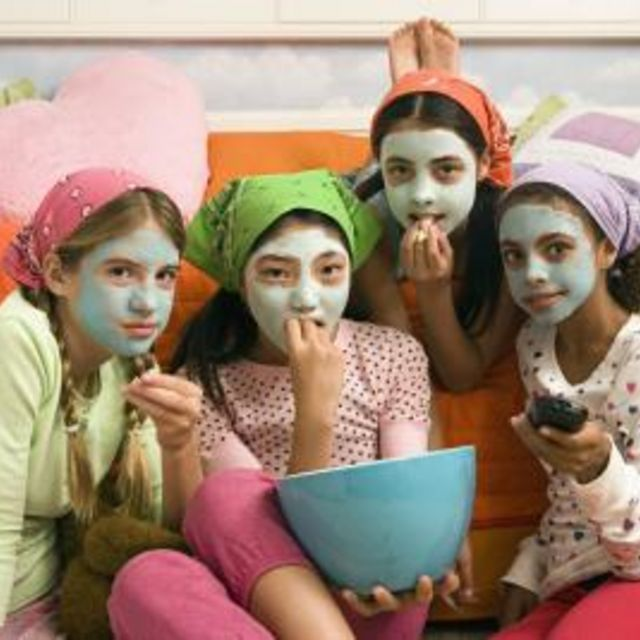 59 Best Images About 10 Year Old Slumber Party On Pinterest
