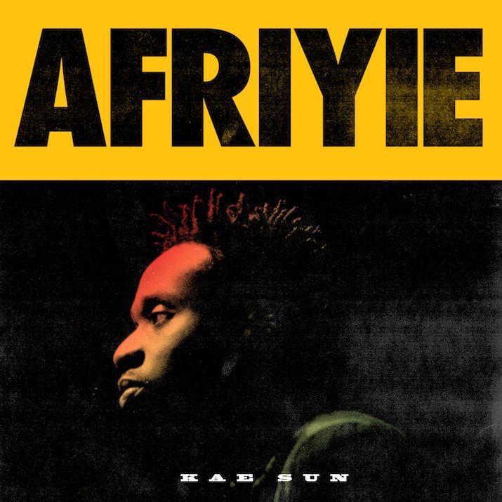 Gift Guide Item #12: Music album Afriyie by Kae Sun.
