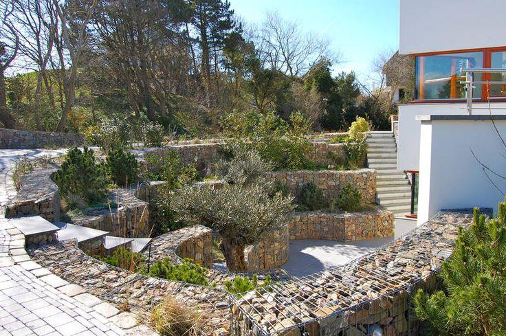 90 best images about gabion walls on pinterest for Nautilus garden designs