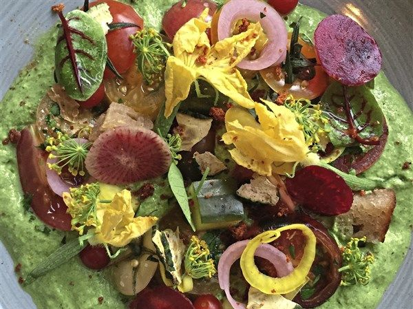 First bite: Chef Scott Walton's new Acorn restaurant prepares to open in Shadyside  | Pittsburgh Post-Gazette