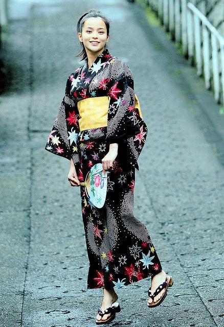YUKATA 加藤ローサ Rosa Kato