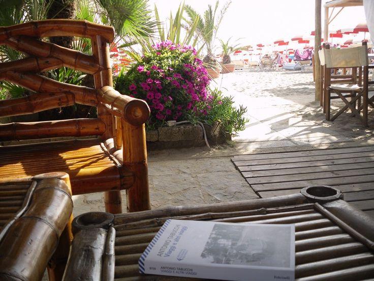 Libri in vacanza: Tabucchi da Marina di Massa