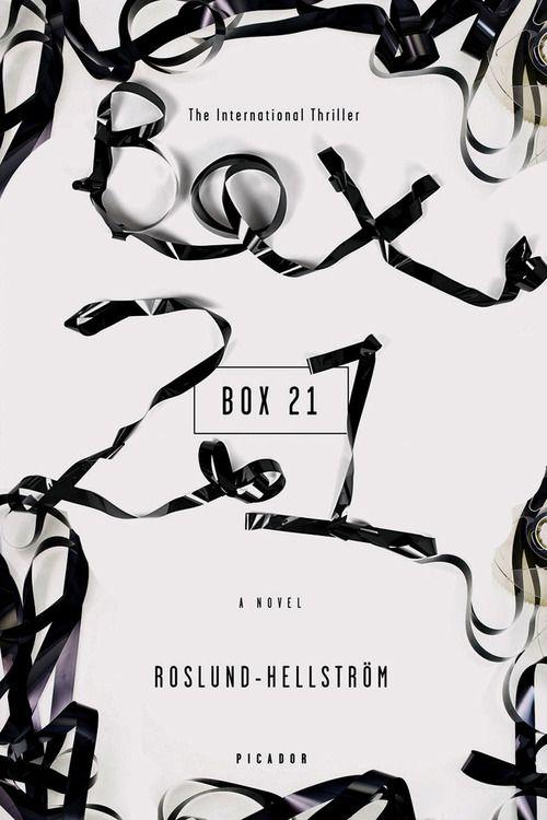 Box 21, Tape type - Designer Charles Brock