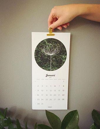 Formstigen 2A kalender