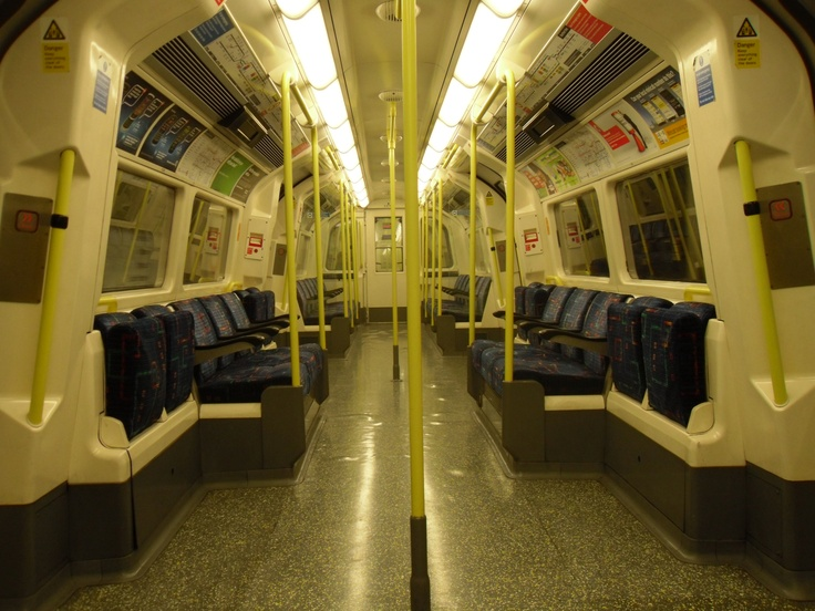 The London Underground, London England
