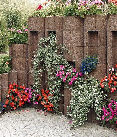 Rondissimo ®-Pflanzstein: Flora Trend