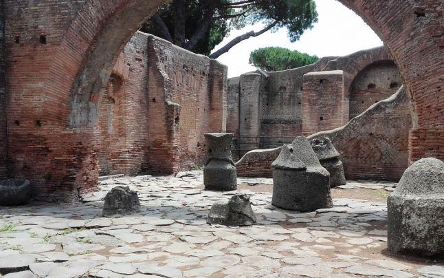 """Cum se făcea pâinea în Roma Antică: """"Era unul dintre cele mai importante alimente în acele vremuri"""""""