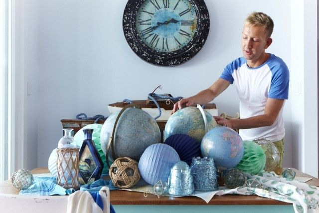 Stylist Tim Neve's book takes clichés out of coastal interiors