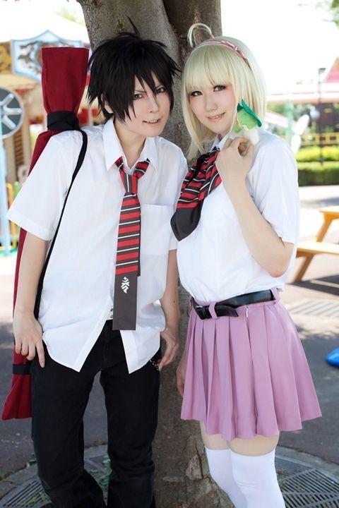 Shiemi & Rin