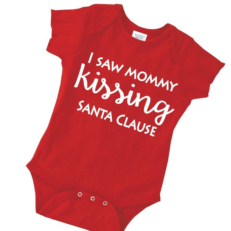 Christmas Outfit Funny Christmas Shirt My First Christmas Baby's 1st Christmas Cute Bodysuit One Piece Boy Girl Infant Clothing 007 by BumpAndBeyondDesigns on Etsy https://www.etsy.com/listing/245707359/christmas-outfit-funny-christmas-shirt